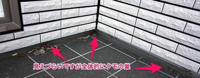 Balcony kumonosu