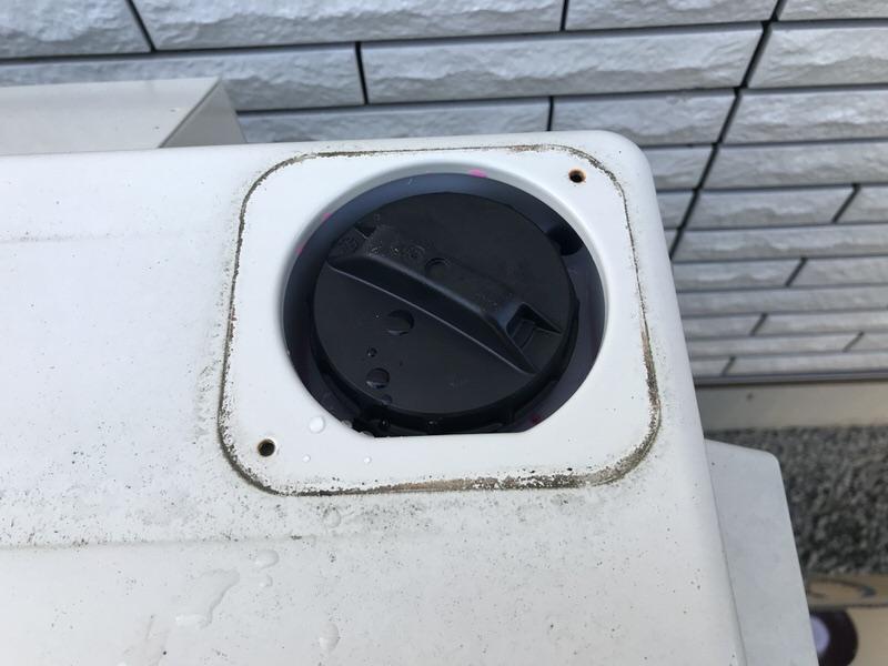 床暖房の不凍液交換手順